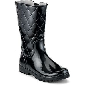 Sperry Nellie Quilted Rain Boot